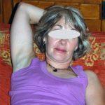 Femme 59 ans nymphomane frustrée pour jeunes hommes